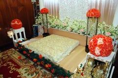 Décorations de mariage Images stock