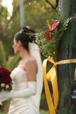 Décorations de mariage images libres de droits