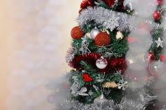 Décorations de Noël Photos stock