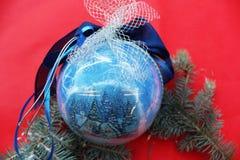 Décorations de Noël Image libre de droits