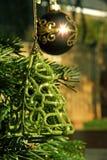 Décorations de Noël Photo stock