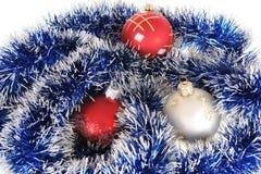 décorations de Noël-arbre Images stock