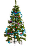 décorations de Noël-arbre 2016 nouvelles années Image stock