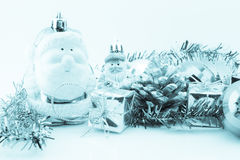 Décorations de Noël et d'an neuf Photos libres de droits