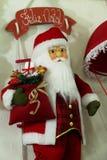 Décorations de Noël - Santa Claus Photographie stock libre de droits