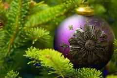 Décorations de nouvelle année photographie stock libre de droits