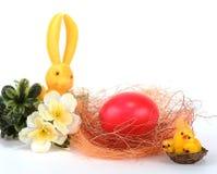 Décorations de Pâques Photo stock