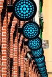 Décorations de rue Photo libre de droits