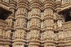 Décorations de temple Photos stock