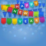 Décorations de vacances pendant la nouvelle année Photos libres de droits