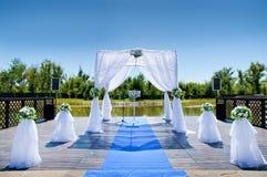 Décorations pour le mariage Photo stock