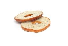 Découpé en tranches autour du pain Photo libre de droits
