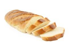 découpage de pain Images stock
