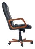 Découpage de profil de fauteuil Images stock