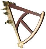 Découpage de sextant images libres de droits