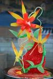 Découpage de sucre Photos libres de droits
