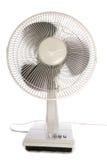 Découpage de ventilateur électrique Photo libre de droits