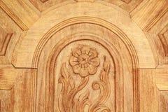 Découpage du bois Image libre de droits