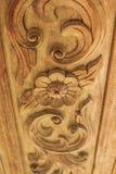 Découpage du bois Image stock