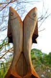 Découpage du bois photo libre de droits