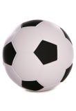 Découpage du football Images stock