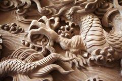 Découpages de griffe de dragon photographie stock