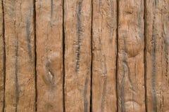 Découpe une pierre de bois Images libres de droits