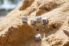 """Découpez """"s'élever """"par les dunes image stock"""