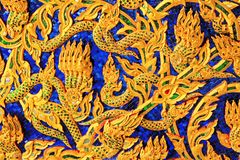 Découpez du Musée National royal de péniche dedans des péniches royales, Bangkok, Thaïlande photos stock