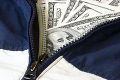 Découvrez l'argent image libre de droits