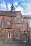 Découvrez le lueneburg 06 - vieille abbaye image stock