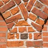 Découvrez le lueneburg - vieille brique photos stock