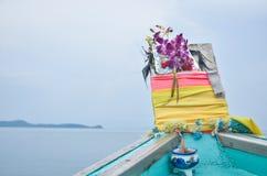 Déesse de gardien des bateaux Images libres de droits
