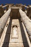 Déesse de Sophia de statue antique de sagesse Image libre de droits