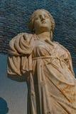 Déesse grecque au musée de Neues images libres de droits