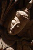 Déesse thaïe Images libres de droits