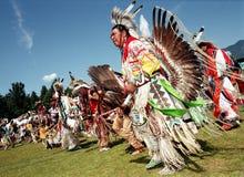 Défaut de la reproduction sonore indien indigène de prisonnier de guerre Photo stock