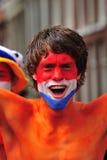 Défenseur hollandais Images libres de droits