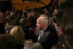 Défenseurs de John McCain Photo stock