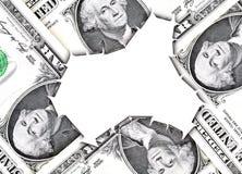 Déficit des USA Image libre de droits