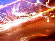Défilé électrique Images libres de droits