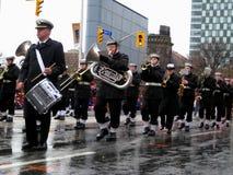 défilé 2008 de Claus Santa Toronto Photographie stock libre de droits