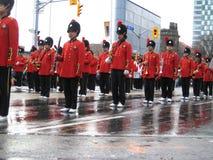 défilé 2008 de Claus Santa Toronto Photographie stock