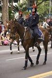 Défilé 2008 de Merdeka Images libres de droits
