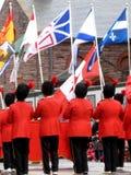 Défilé 2008, Toronto du père noël Photos libres de droits