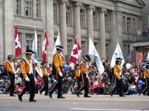 Défilé 2009 de Toronto le père noël Images stock