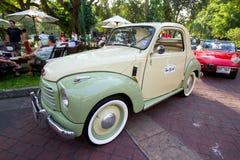 Défilé 2011 de véhicule de cru de Hua Hin Images stock