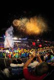 Défilé chingay 2012 de Singapour Photographie stock libre de droits