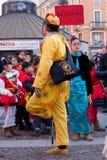 Défilé chinois de nouvelle année à Milan Photographie stock libre de droits