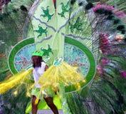 Défilé de Caribean Images stock